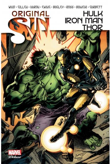 Original Sin - Hulk / Iron-Man / Thor
