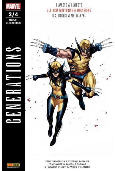 Marvel Generations 2