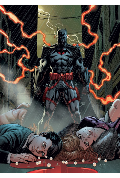 Justice League Rebirth 10