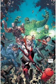 Suicide Squad Rebirth 9