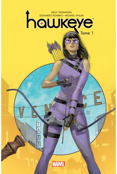 All New Hawkeye Tome 2