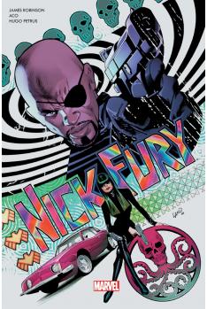 NICK FURY - L'INTEGRALE 1969 1976