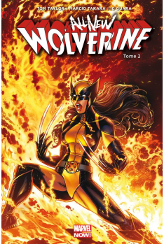 All New Wolverine Tome 2