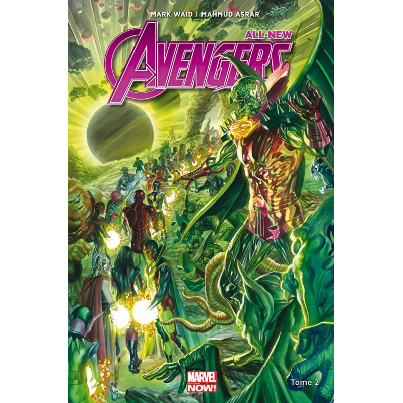 Free Comic Book Day France: ALL NEW AVENGERS Tome 2 MARVEL NOW