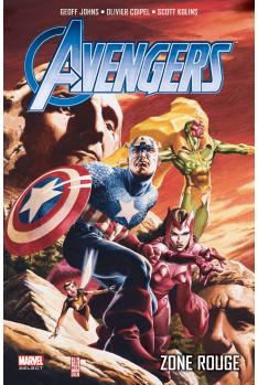 Avengers par Geoff Johns Tome 1 sur 2