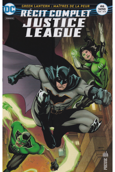 Récit Complet Justice League 6