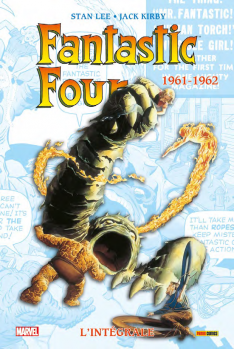 FANTASTIC FOUR L'INTEGRALE 1974