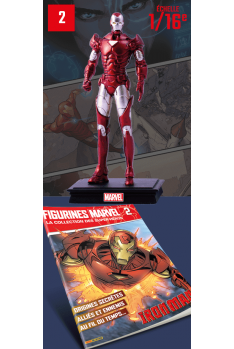 Iron Man - Figurine Marvel Super-Héros 2