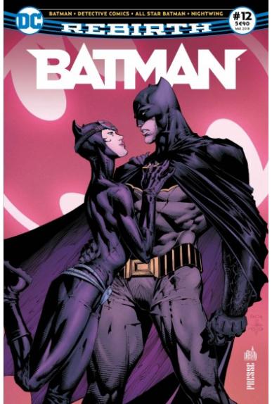 Batman Rebirth 11