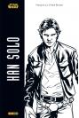 STAR WARS - Han Solo Noir & Blanc