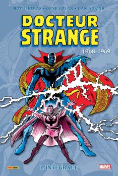 DOCTEUR STRANGE L'INTEGRALE 1968 1969