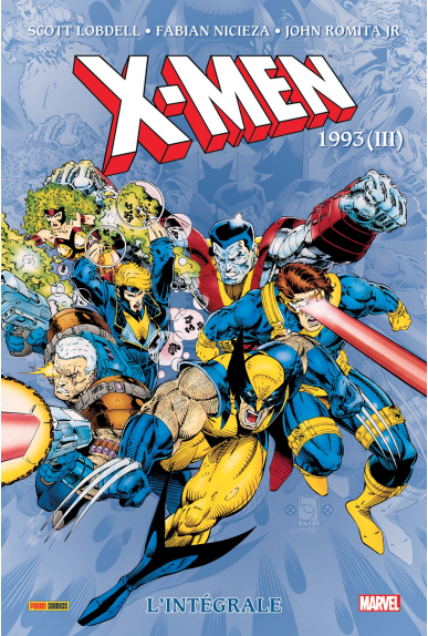 X-MEN L'INTEGRALE 1993 (III)