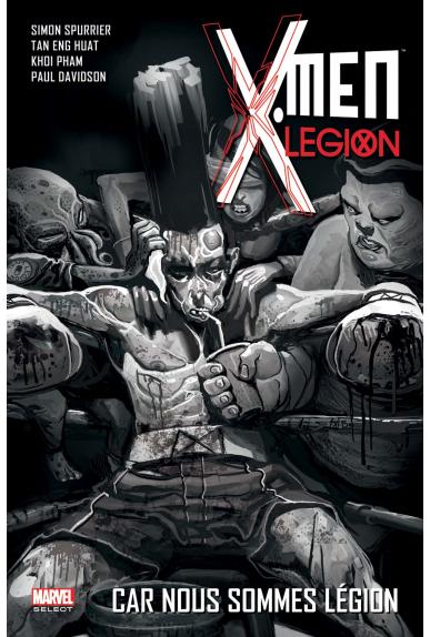 X-Men : Légion Tome 2 sur 2