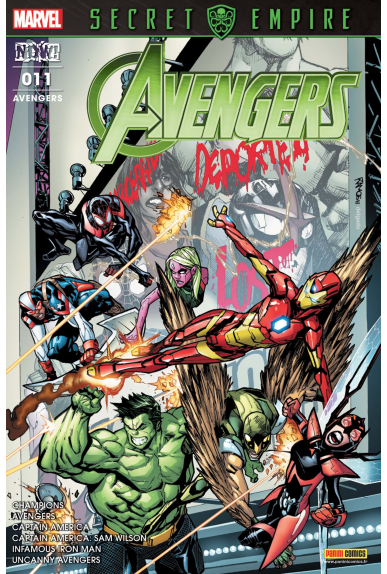 marvel comics mai 2018