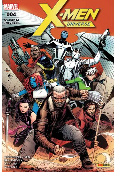 X-MEN UNIVERSE 04 (2018)