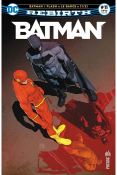 Batman Rebirth 11