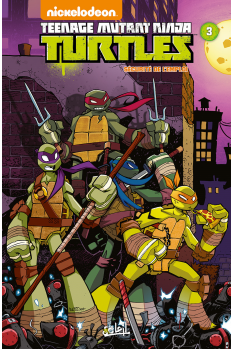 Teenage Mutant Ninja Turtles Tome 2 - Les Mutanimaux contre-attaquent