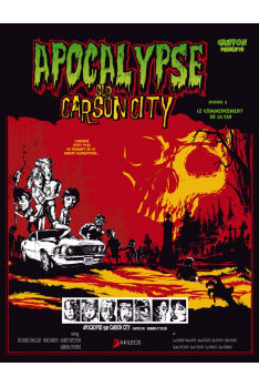 Apocalypse sur Carson City Tome 2