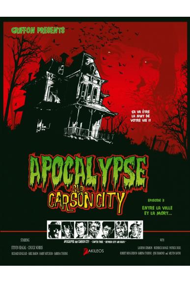 Apocalypse sur Carson City Tome 3