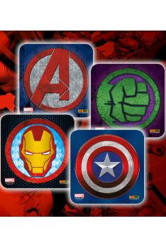 Sous-Verres Avengers