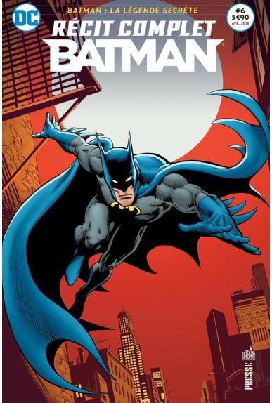 Récit Complet Batman Rebirth 6