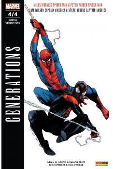 Marvel Generations 4
