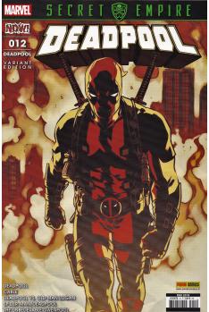Deadpool 12 (2018) Variant Cover