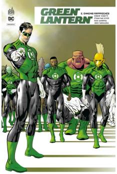 Green Lantern Rebirth tome 2