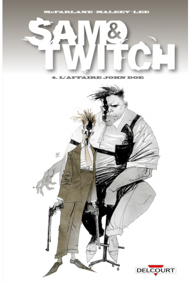 SAM & TWITCH Tome 4 - L'AFFAIRE JOHN DOE