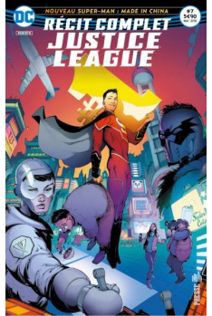 Récit Complet Justice League 7