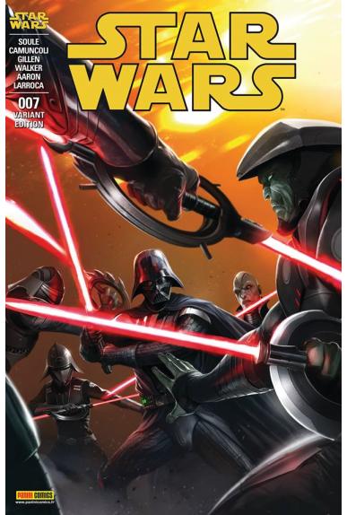 STAR WARS 07 (2018)