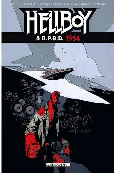 HELLBOY & BPRD Tome 2 : 1953