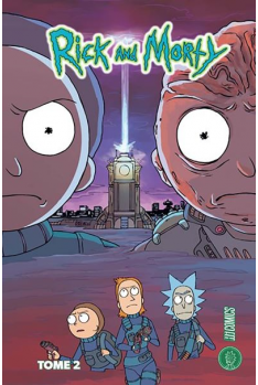Rick & Morty Tome 2