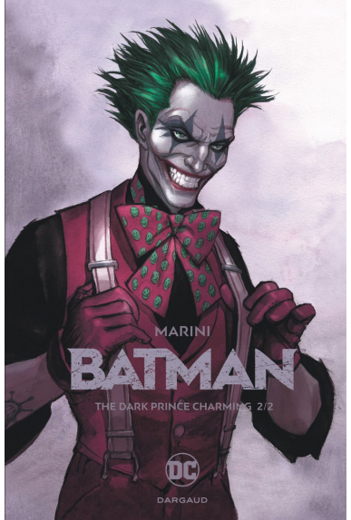 BATMAN - The Dark Prince Charming Tome 1 sur 2