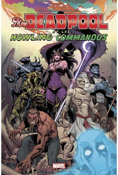 Mrs Deadpool et les Holwing Commandos