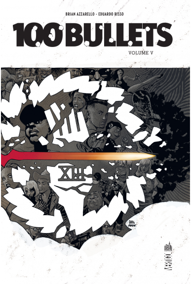 100 Bullets Tome 5