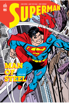Man of Steel Tome 1