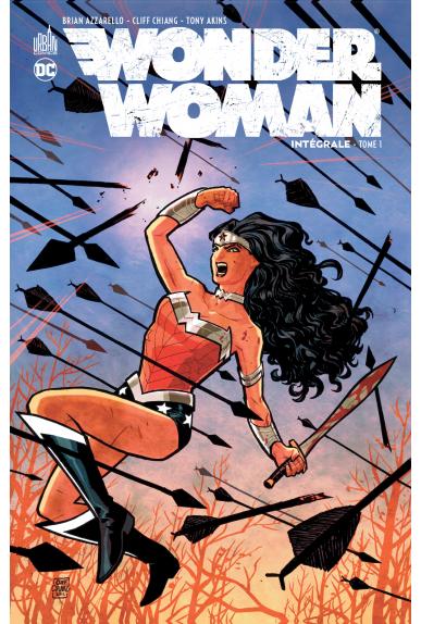Wonder Woman Intégrale Tome 1