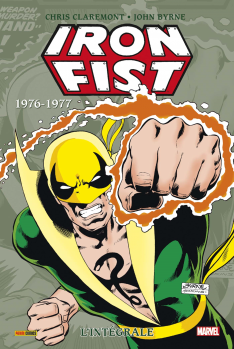IRON FIST L'INTEGRALE 1974 1975