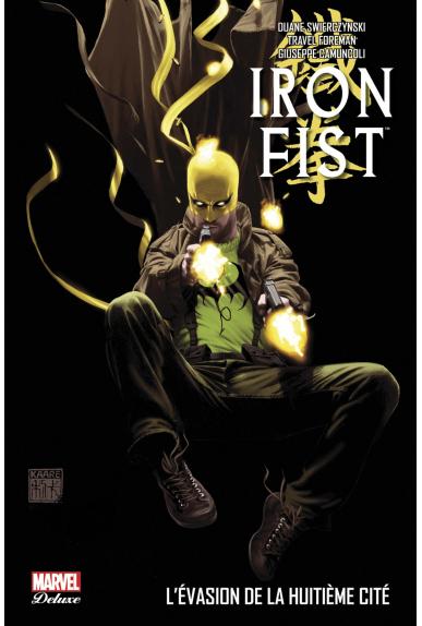 Iron Fist Volume 2