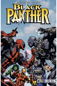 BLACK PANTHER PAR CHRISTOPHER PRIEST Tome 1 sur 4