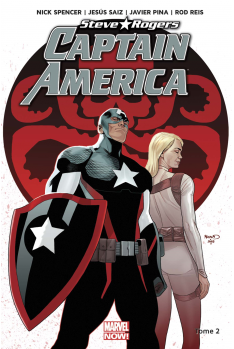 Captain America : Steve Rogers Tome 2