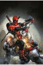 Marvel Legacy : Deadpool 1 Variant Japan Expo