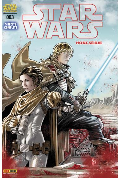 STAR WARS Hors Série 1 (2018) Couverture A