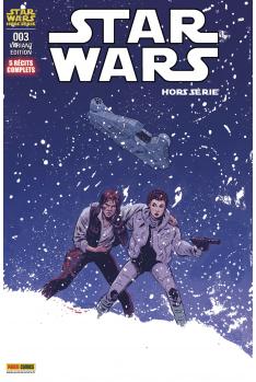 STAR WARS Hors Série 3 (2018) Couverture A