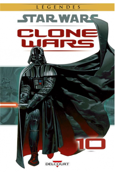 STAR WARS - CLONE WARS Tome 10 - ÉPILOGUE