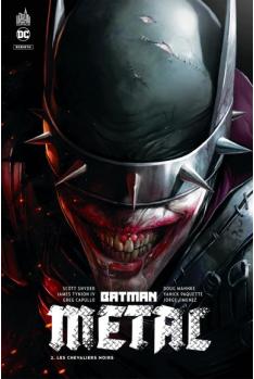 BATMAN METAL TOME 2