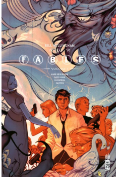 Fables Intégrale tome 3