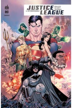 JUSTICE LEAGUE REBIRTH TOME 3