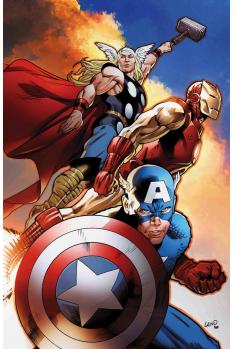 Abonnement Avengers Extra